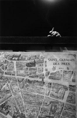 St Germain des Pres, Jason Langer, 2002© Jason Langer.courtesy Michael Hoppen Gallery