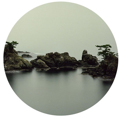 Fullmoon@Uwase (Tondo), 2008, C print mounted to aluminium in artist's frame, Image size: 121 x 121 cm, Edition of 5 (2AP)