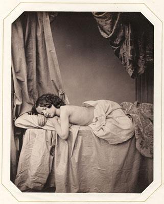 Franz Hanfstaengl, Eugenie von Klenze,, about 1855; © Münchner Stadtmuseum