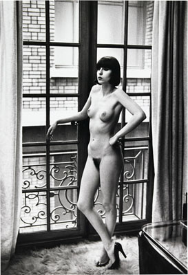 100 FINE PHOTOGRAPHS 02/19/2009 01:30 PM, Lot No. 108, Helmut Newton, Paris [Nude], silver print, 1977; printed 1980s., Estimate:$9,000-12,000
