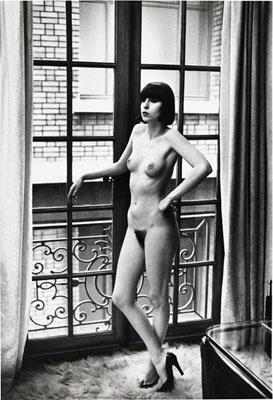 100 FINE PHOTOGRAPHS 02/19/2009 01:30 PM, Lot No. 108, Helmut Newton, Paris [Nude], silver print, 1977; printed 1980s., Estimate:$9,000-12,000