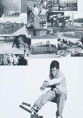 Jakob Kolding, Spatial Dimensions, 2001, Offset print, 84 x 63 cm, Collection Fotomuseum Winterthur © Jakob Kolding