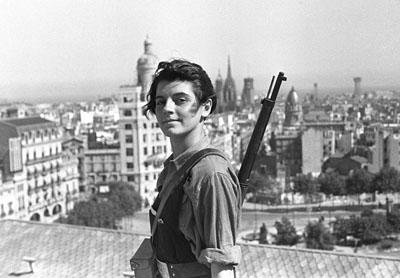 Vom Spanischen Bürgerkrieg zum II. Weltkrieg