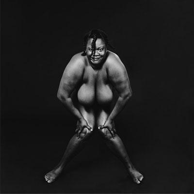 Starke Frauen: Aicha, Berlin, 1996, © Herlinde Koelbl