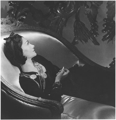 ©Horst P. HORST, Coco Chanel, 1937