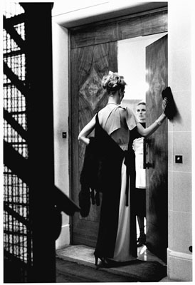 16th Arrondisement, French Vogue, Paris 1975 © Helmut Newton Estate