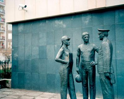 © Kai-Olaf Hesse aus 'Bilder_in_Berlin' (1998-2001), C-Print