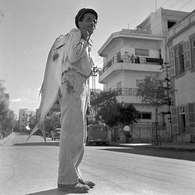 Tel Aviv, 1936-1960