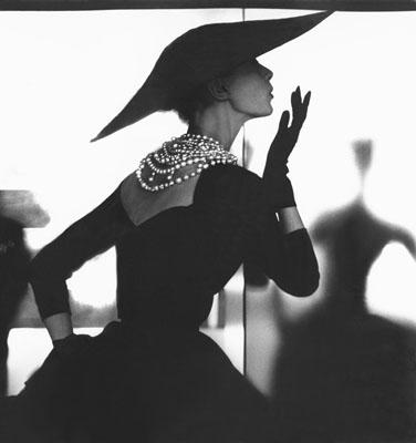 © Lillian Bassman, Barbara Mullen, 1958