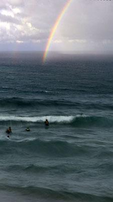 Merilyn Fairskye Aqua/ocean/ship, 2009from 1003:00 minute loop, single channel videoedition of 5