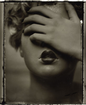 © Sarah Moon, G.S., 1990, , Toned gelatin silver print, , 60 x 50 cm, Edition of 20