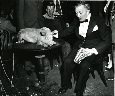 After the Opera, © Estate of Weegee/ International Center of Photography/Getty Images courtesy Michael Hoppen Gallery