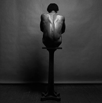 Robert Mapplethorpe: Phillip Prioleau, 1980 © 2010 Robert Mapplethorpe Foundation