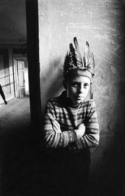 Indianer 1974 © Roger Melis