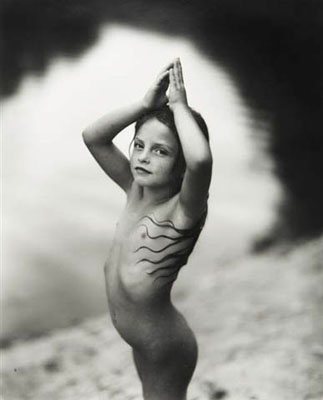 Sally Mann, Virginia at 6, from the series