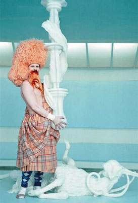Matthew Barney: The Cremaster Cycle, Videostill