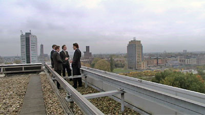 ALICIA FRAMIS, Secret Strike Rabobank, The Netherlands, 2004,  Videostills