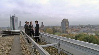 ALICIA FRAMIS, Secret Strike Rabobank, The Netherlands, 2004,  Videostills