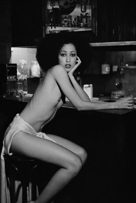 Pat Cleveland, Paris 1970s© Alice Springs