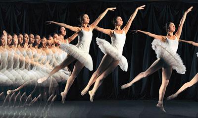 Die Seele des Tanzes - Etudes #1 - 8