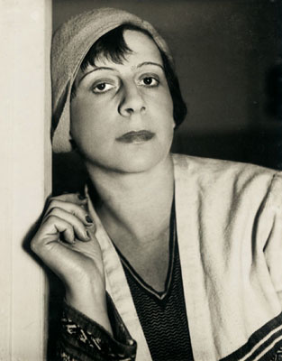 Florence Henri, Self-Portrait, 1930