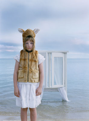 Natascha Stellmach, secret 1, 2008, Archival ink on photo rag, Ed.5 + 2AP, 138 x 102 cm, Courtesy Wagner + Partner, Berlin