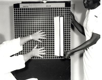 "Mike Mandel / Larry Sultan, From: ""Evidence"", 1977/2005, Gelatin-silver print, 19 x 24 cm, © Sultan/Mandel"