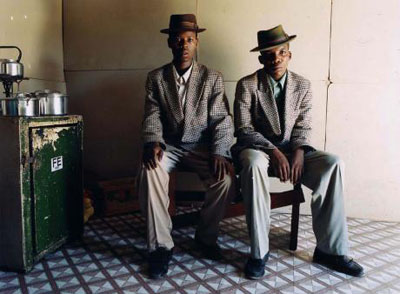 "Zwelethu MthethwaUntitled from ""Interiors"" series, 2001Chromogenic color print, 70 ½ x 95 in.Private Collection, New York ImageCourtesy Jack Shainman Gallery, New York"