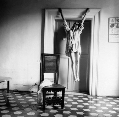 Francesca Woodman, Untitled, Roma, 1977-1978