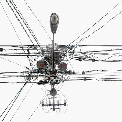 Poles 07, 2010, Inkjetprint, 150 x 150 cm