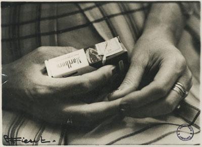 Gerard P. Fieret (1924-2009), Untitled, 1965-1975gelatin silver print, 18 x 24 cm. Collection Gemeentemuseum Den Haag; courtesy The Estate of Gerard P. Fieret