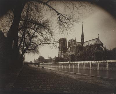Eugène Atget, Notre-Dame, 1923, EUR 40,000 – 60,000