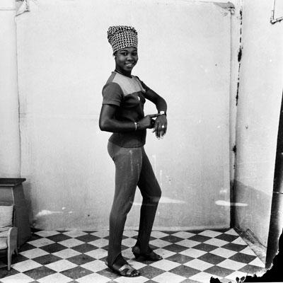 Malick Sidibé, Soirées à Bamako