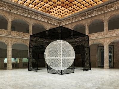 © Georges Rousse/ADAGP, Paris. courtesy Galerie RX, Paris