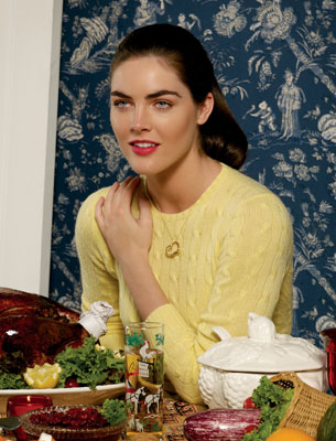 Roe Ethridge, Thanksgiving 1984, 2009, © Roe Ethridge/ Courtesy of Greengrassi London/ Andrew Kreps Gallery, New York