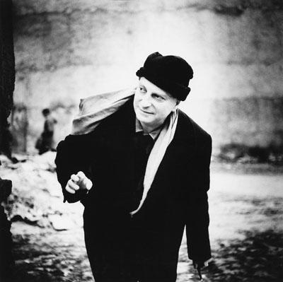 Carlo Levi - München 1959 © Barbara Niggl Radloff