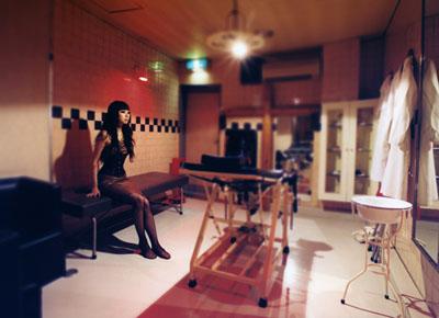"Nathalie Daoust, Aus ""Tokyo Hotel Story"", Asuka 2, 2009"