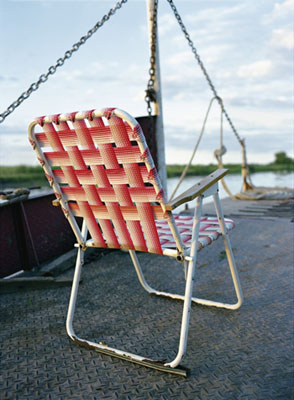 Jessica Backhaus  'Longing for the Unknown' aus der Serie 'What still remains'