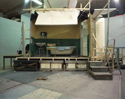 Miriam Bäckström, Set Constructions, 1995-1999