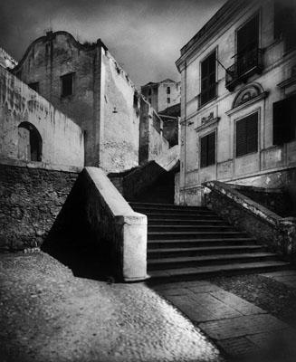 Santa Chiara, Cagliari 1927© Die Photographische Sammlung/SK Stiftung Kultur – August Sander Archiv, Köln; VG Bild-Kunst, Bonn, 2011