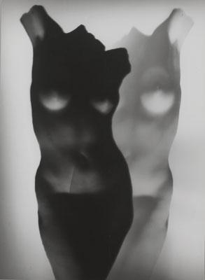 Heinz Hajek-HalkeUntitled, 1930-36 (Schwarz-Weisser Akt/ Black and White Nude)Vintage silver printEstimate € 20,000 – 30,000