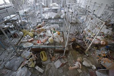 Der Lange Schatten Von Tschernobyl
