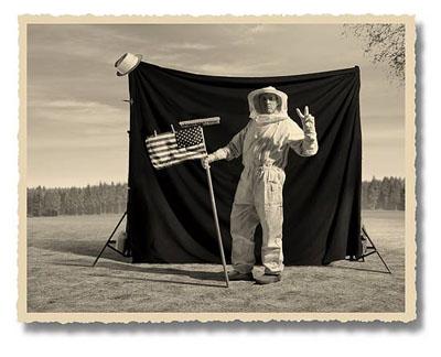 The Truth about the Moon Landing / Die Wahrheit über die Mondlandung