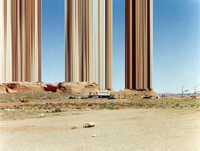 Ralf Brück, Transmission, 160 x 210 cm, 2011, c-print