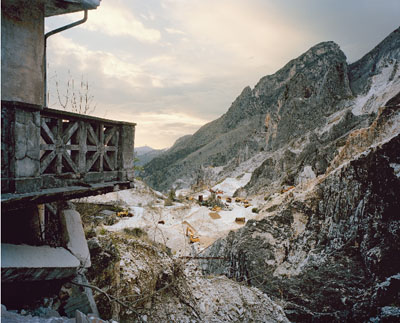 Carrara # 6352010c-print mounted on aluminium, framed122 x 147 cm | 48 x 57.9 inch Edition 5 + 2 AP
