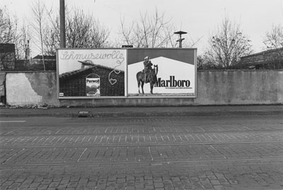 Köln 1979, Gelatin silver print , © Max Regenberg