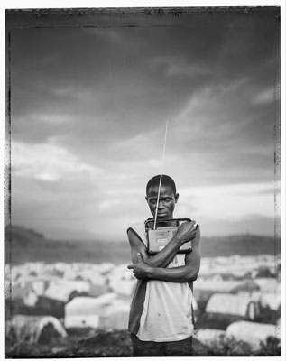 Jim GoldbergDEMOCRATIC REPUBLIC OF CONGO, 2008© Jim Goldberg / Magnum Photos