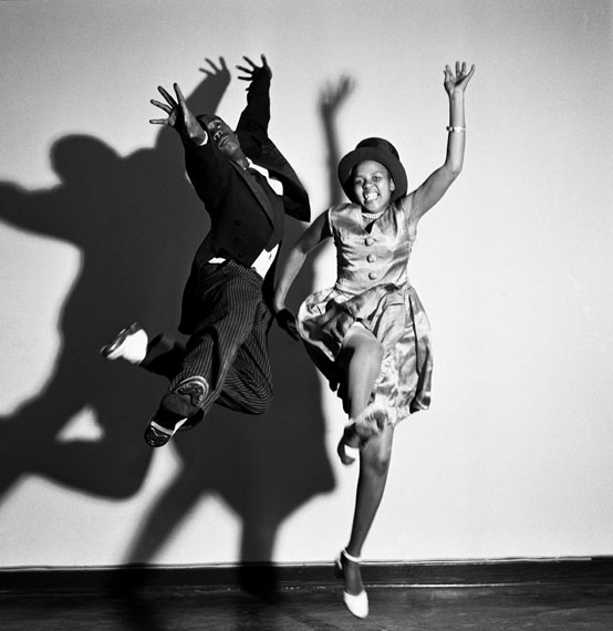 © Jürgen Schadeberg, Dance at Ritz, Johannesburg 1952