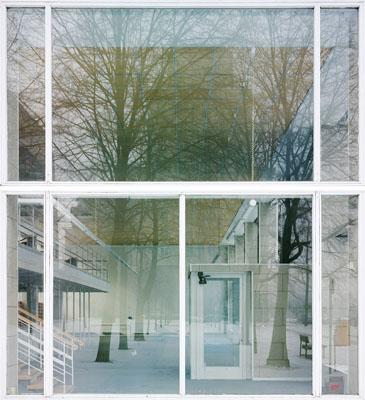 Sabine Hornig, Untitled ( 2tlg.), 2003287 x 260 cm  zweitlg.© VG Bild-Kunst, Bonn 2011