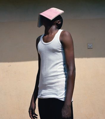 © VIVIANE SASSEN. Courtesy Michael Stevenson, Cape Town and Motive Gallery, Amsterdam